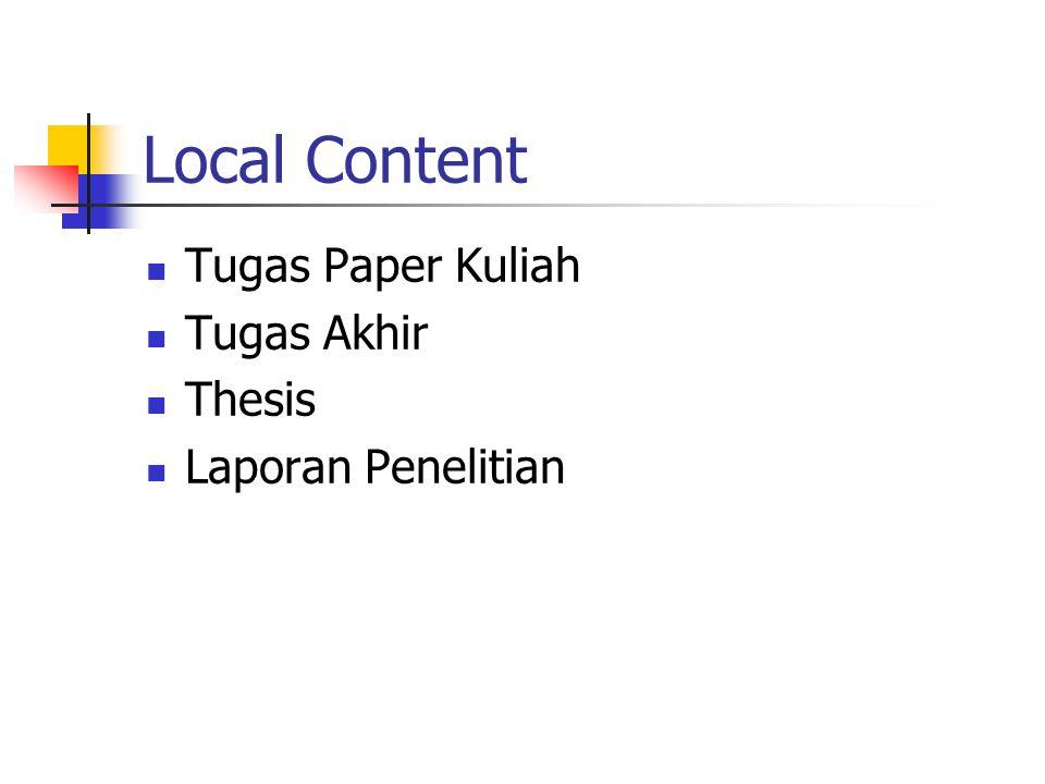 Local Content Tugas Paper Kuliah Tugas Akhir Thesis Laporan Penelitian