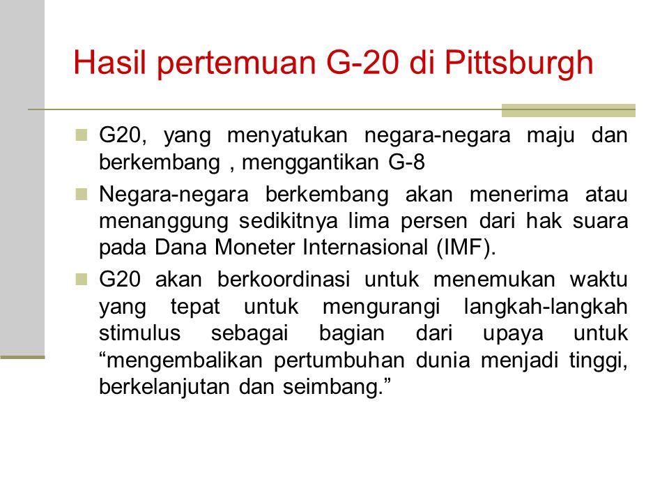 Negara – Negara yang Tergabung di dalam G20