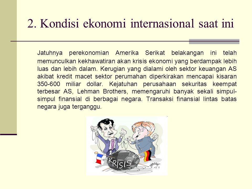 1. Ekonomi politik internasional Definisi menurut Mohtar Mas'oed Definisi menurut Balaam (1997) Dapat disimpulkan bahwa ekonomi politik internasional