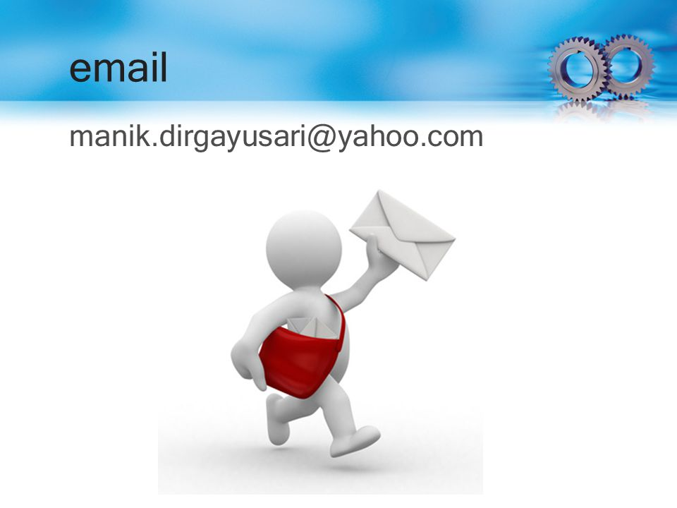 email manik.dirgayusari@yahoo.com