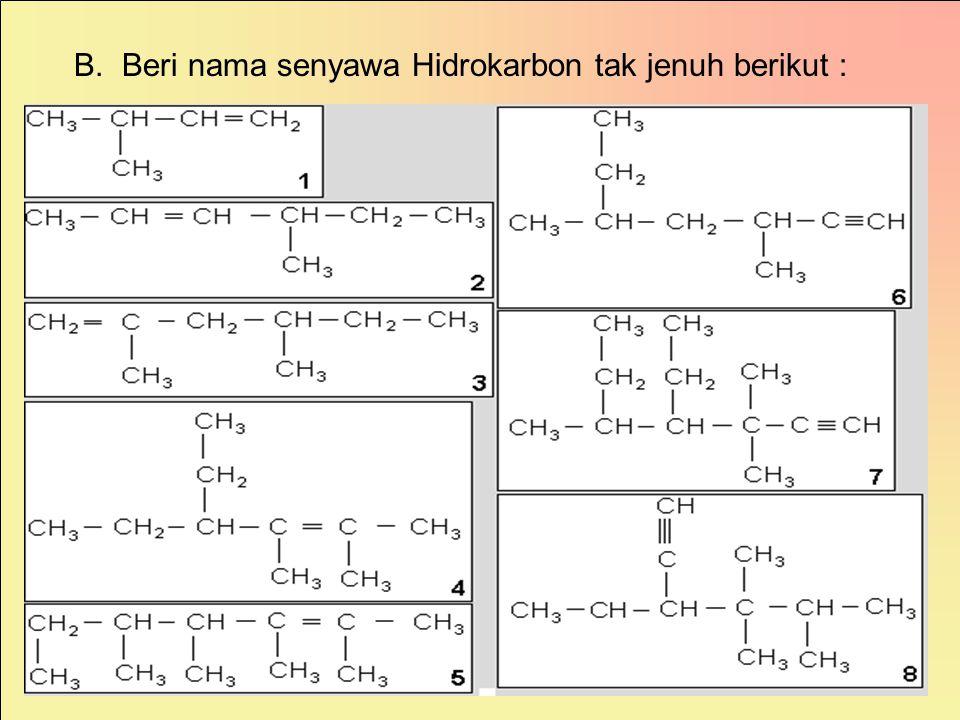 Jika dalam satu molekul terdapat lebih dari satu gugus fungsi, maka dalam penamaannya perlu memperhatikan deret prioritas gugus fungsi. Gugus fungsi y