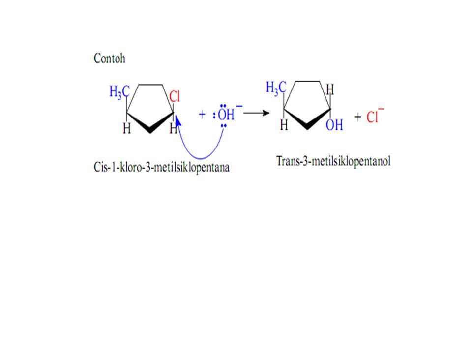 Cl C H C Cl H CC H H Cis-1,2-dikloroetena t.d. 60 o C Trans-1,2-dikloroetena t.d. 48 o C