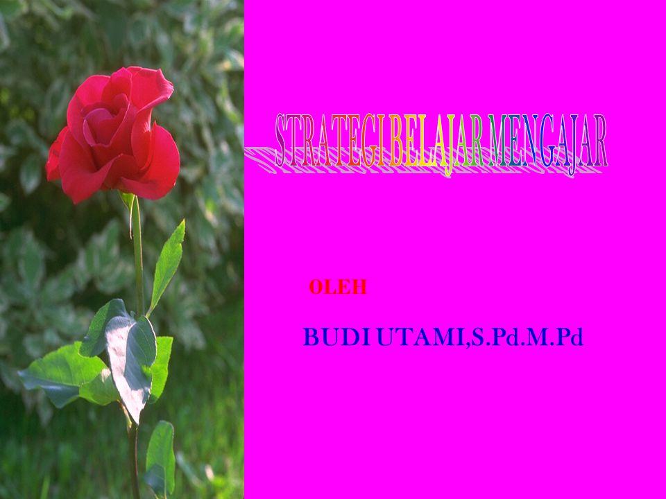 OLEH BUDI UTAMI,S.Pd.M.Pd