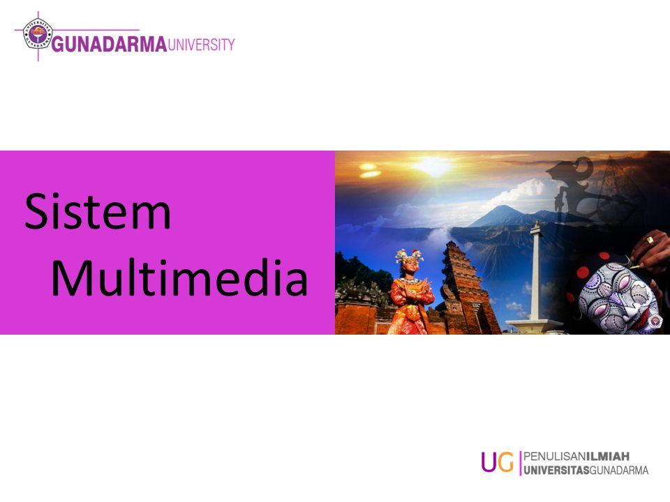 Sistem Multimedia