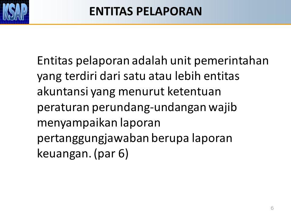 17 TERIMA KASIH Komite Standar Akuntansi Pemerintahan (KSAP) Gedung Prijadi Praptosuhardjo III, Lt.