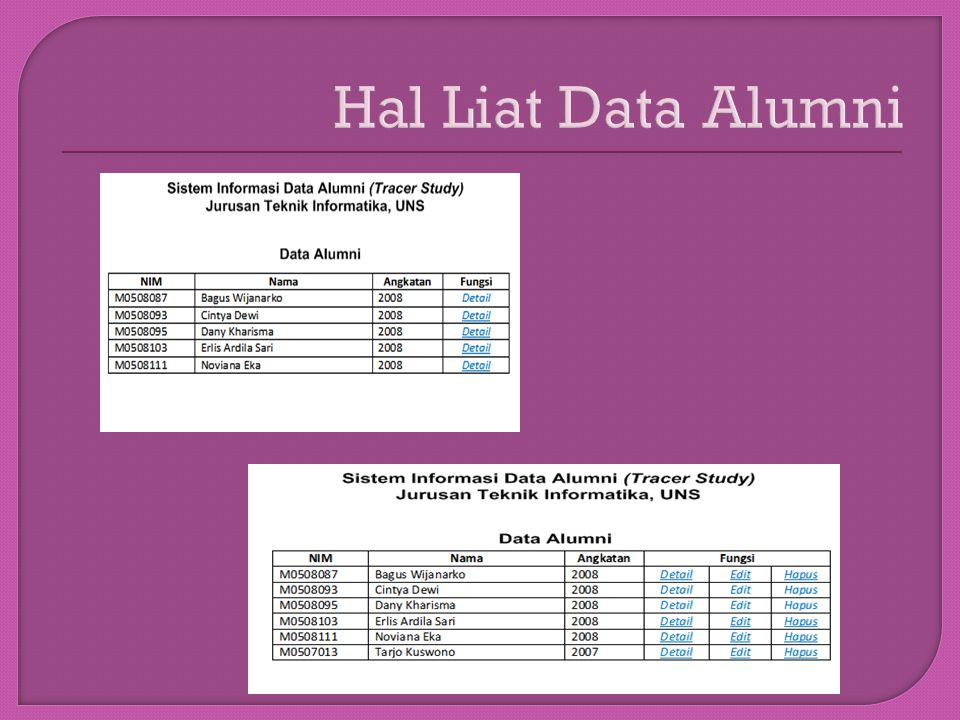 Hal Liat Data Alumni