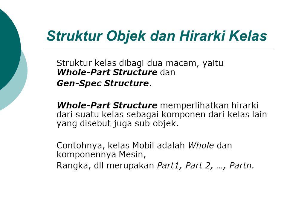 Whole-Part Structure