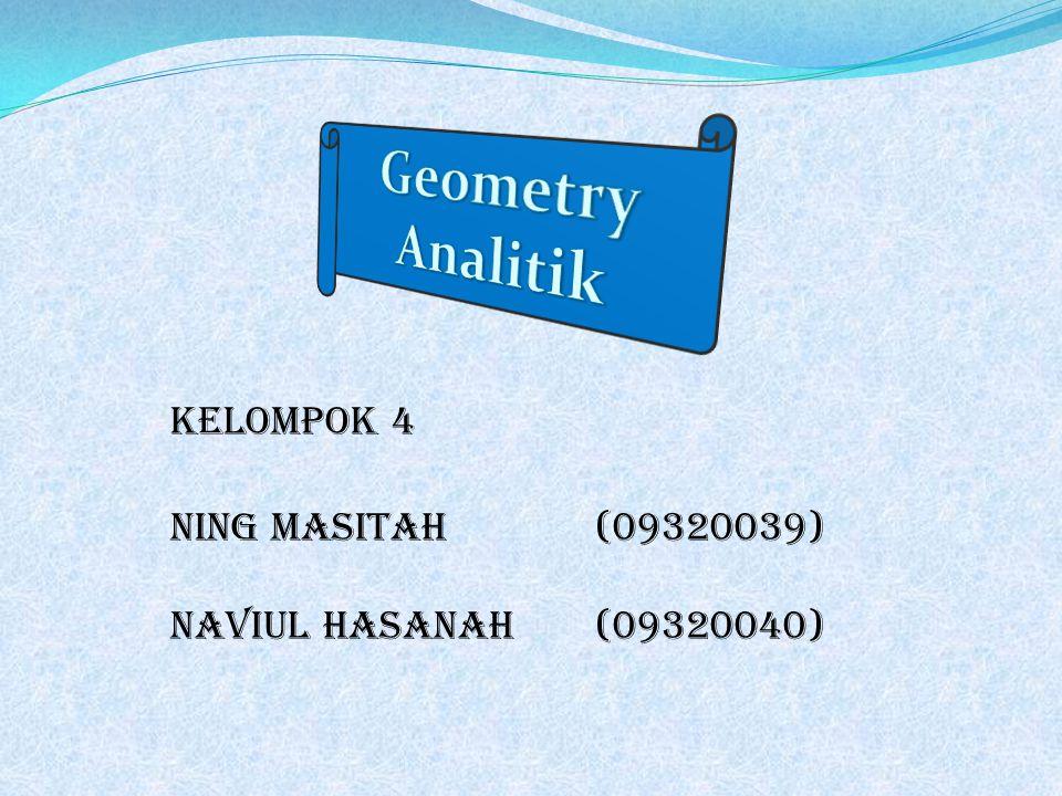 Kelompok 4 Ning masitah (09320039) Naviul Hasanah (09320040)