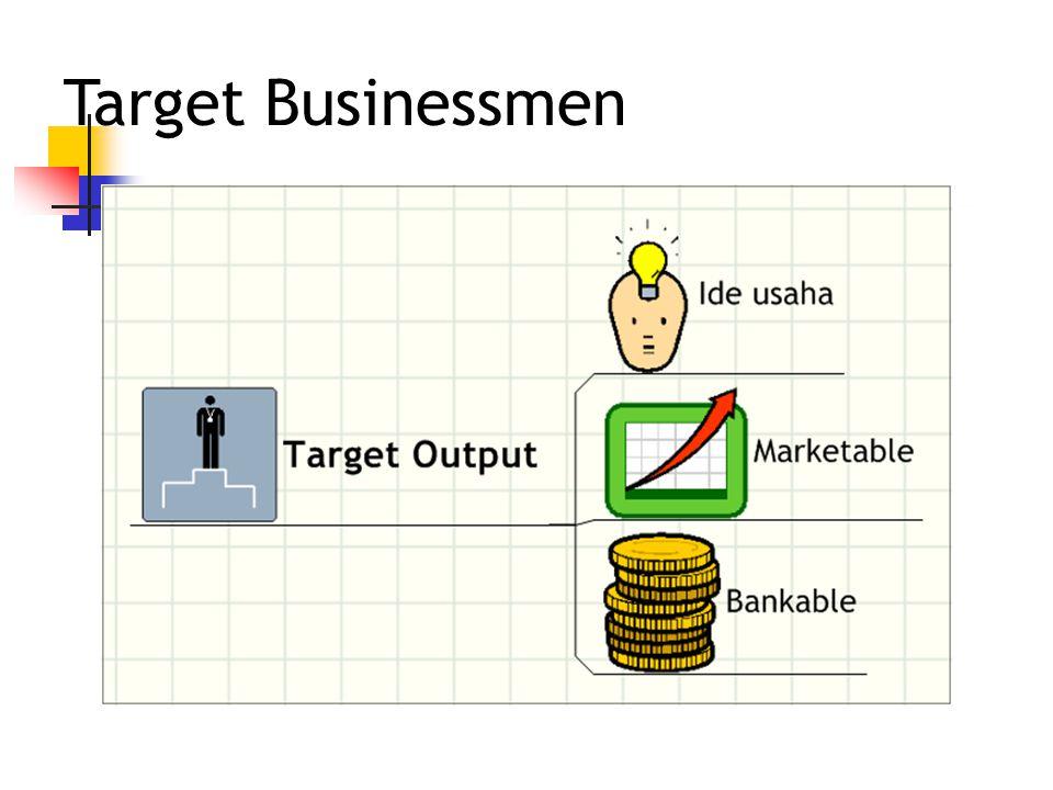 Target Businessmen