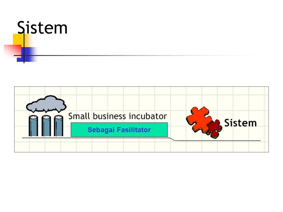 Sistem Sebagai Fasilitator