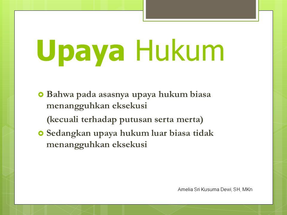KASASI Amelia Sri Kusuma Dewi, SH, MKn