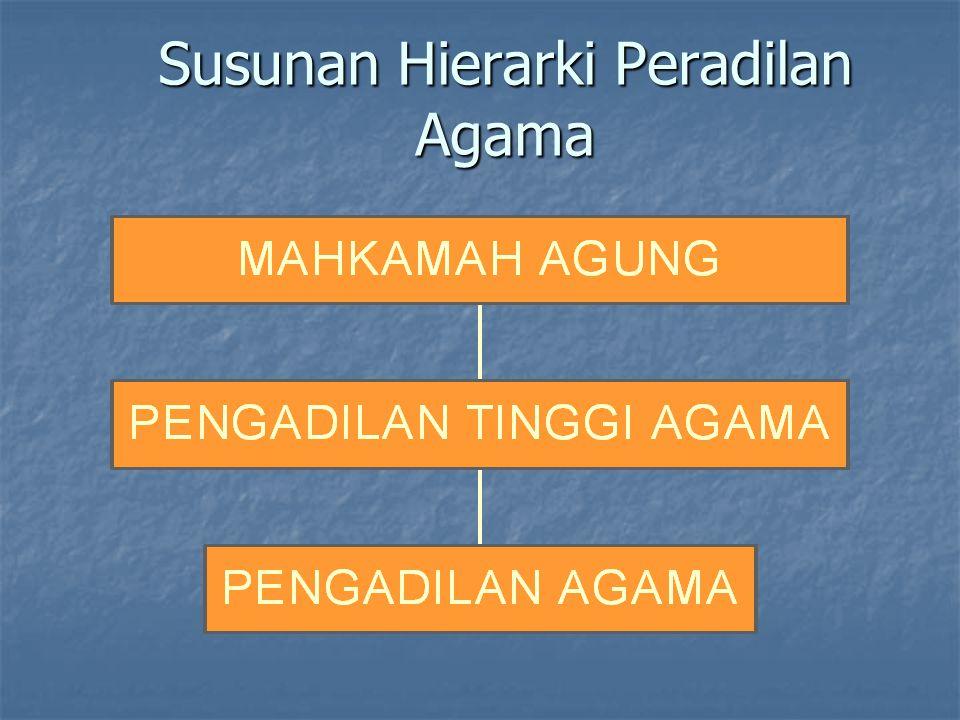 Perubahan yang terjadi dalam UU No.4 Tahun 2004 Pada tahun 1999 berdasarkan UU No.