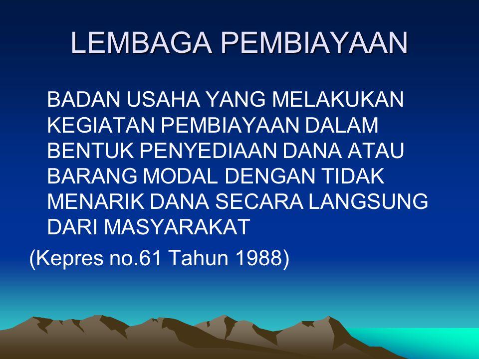 ARBITRASE INDONESIA 1. BANI = BADAN ARBITRASE NASIONAL INDONESIA 2. BAMUI = BADAN ARBITRASE MUAMALAT INDONESIA