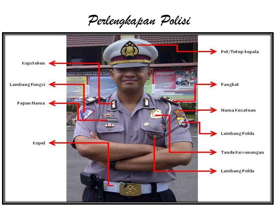 Perlengkapan Polisi