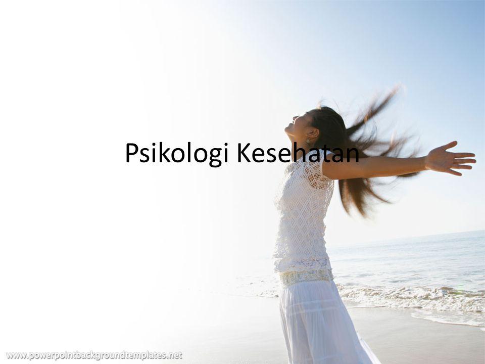 Psikologi Kesehatan