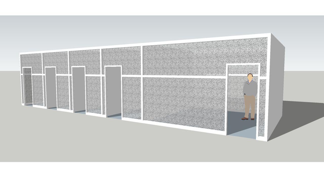 Rencana renovasi student center