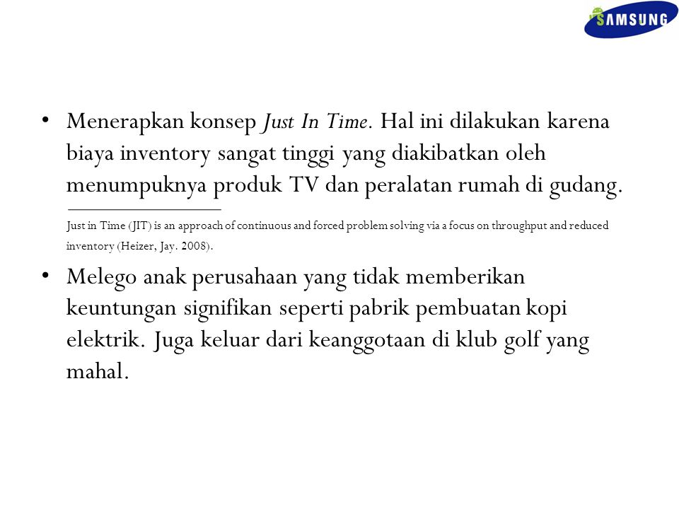 KASUS V : PERSAINGAN HARGA Besarnya ceruk pasar smartphone di Indonesia menjadi daya tarik tersendiri bagi para vendor ponsel dunia.Bisa dikatakan, Indonesia adalah surga bagi para produsen asing Selain harganya murah, model dengan tampilan menarik, juga teknologinya bersaing.