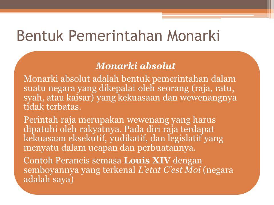 Bentuk pemerintahan menurut Polybius MonarkiTiraniAristokrasiOligarkiDemokrasiOkhlorasi