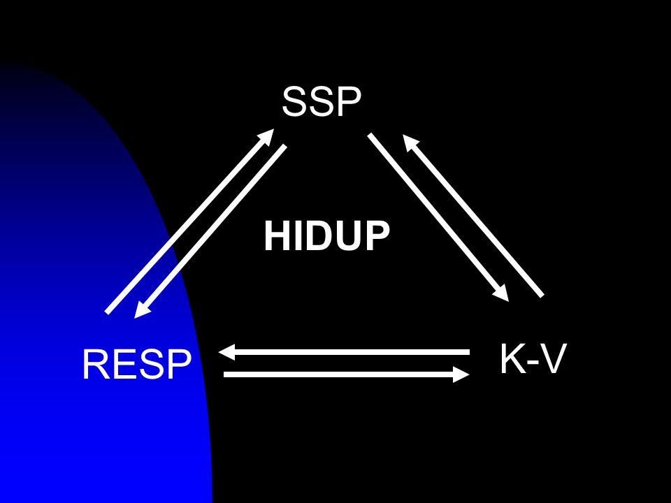 HIDUP SSP RESP K-V