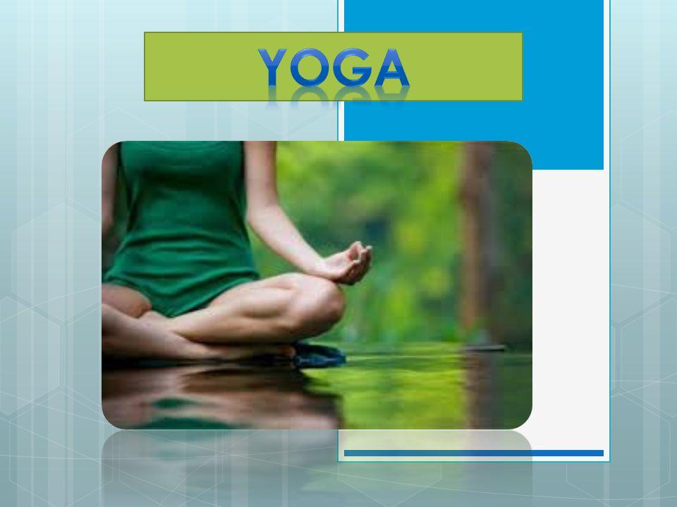  Yoga berasal dari bahasa Sansekerta yang berarti penyatuan yang bermakna penyatuan dengan alam atau Sang Pencipta .