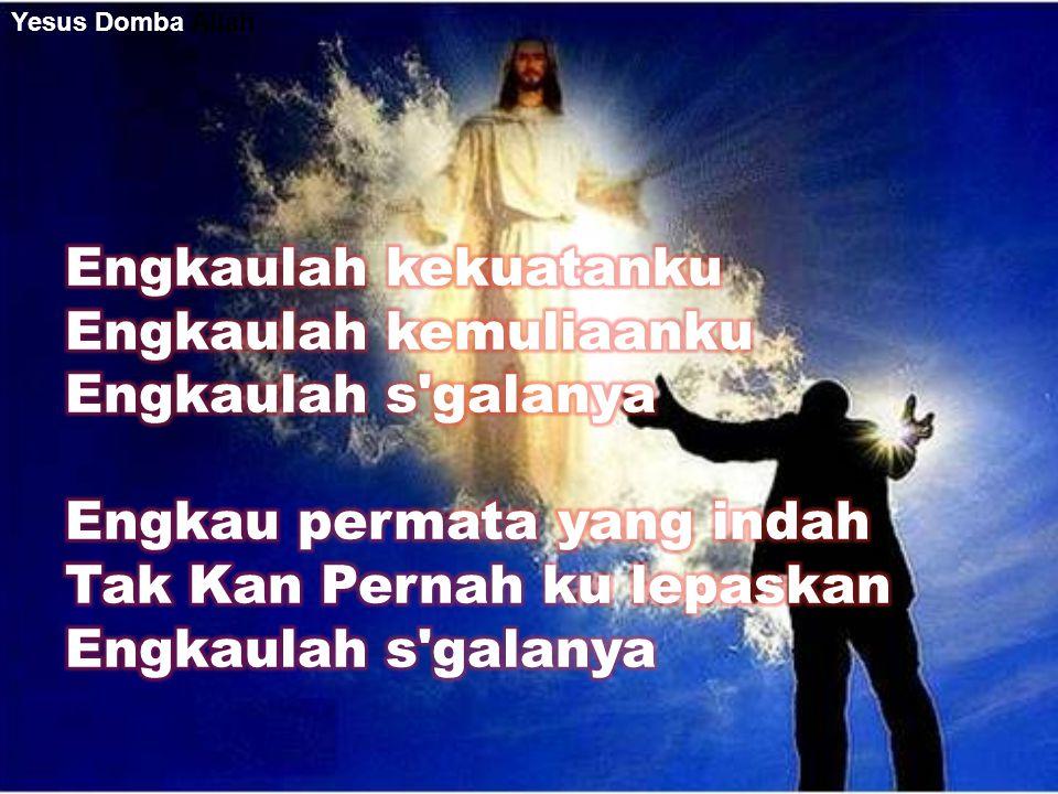 Yesus Domba Allah