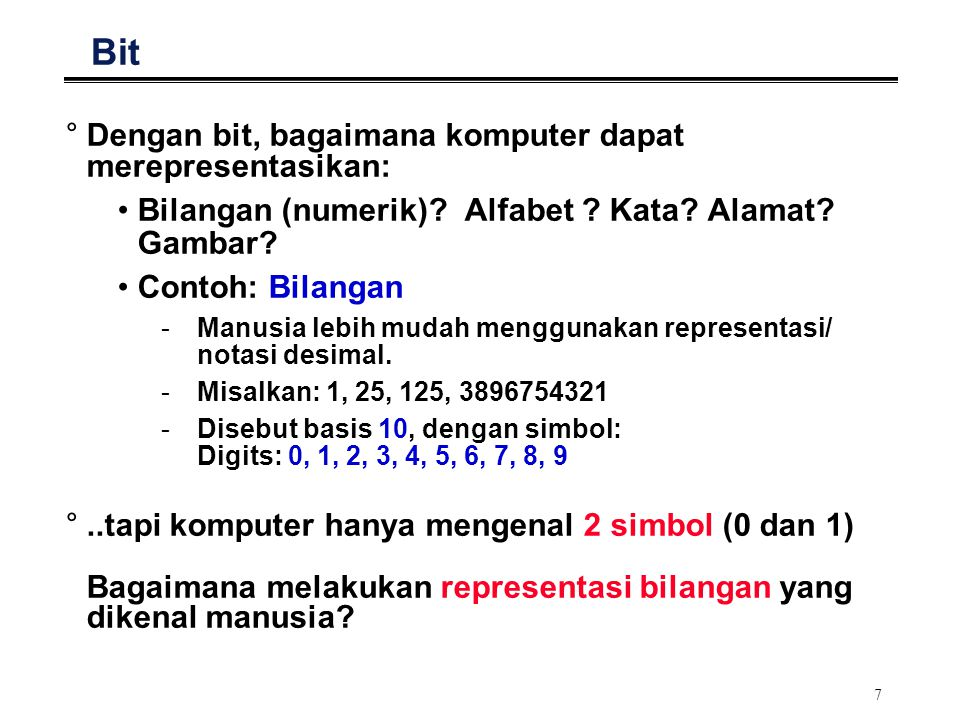 18 Endianess & Word Alignment 0 1 2 3 4 5 6 7 i 2 k -1 1 Alamat 5 0 0 Big Endian 0 1 2 3 i 2 k -1 0 Alamat 0 5 1 Little Endian 1500 2 6 0 0 Word Aligned