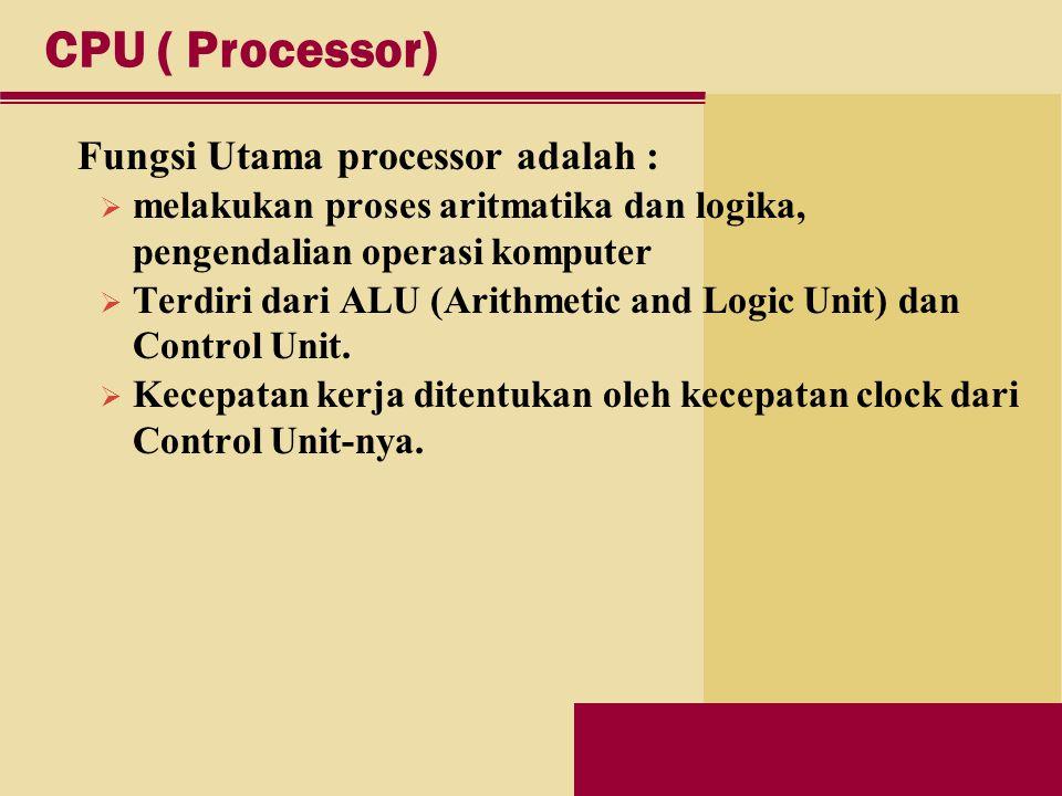 Representasi Data Bagaimana proses sebuah huruf dari keyboard ke monitor.