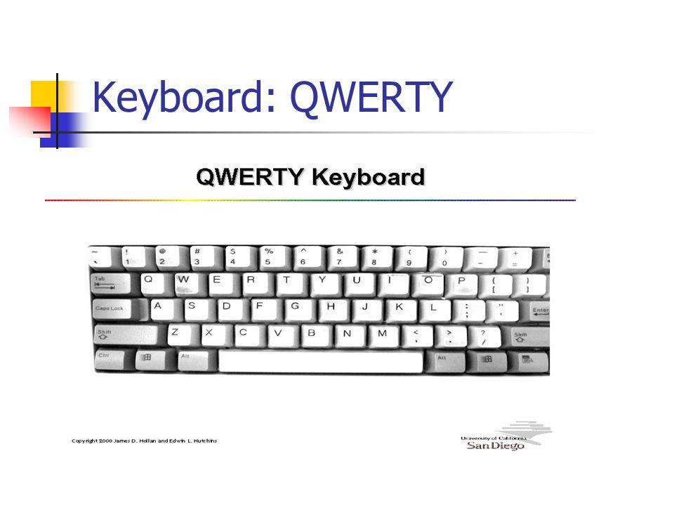 Keyboard: dvorak