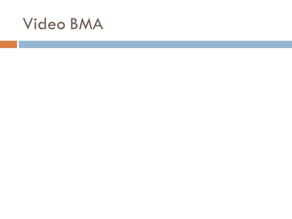 Video BMA