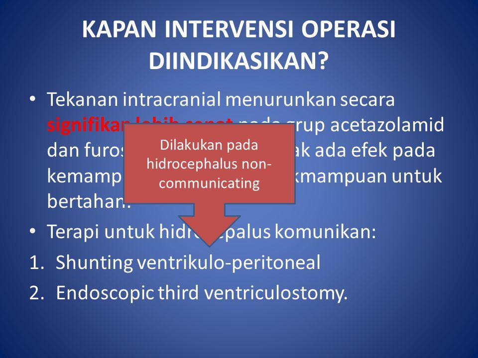 KAPAN INTERVENSI OPERASI DIINDIKASIKAN.