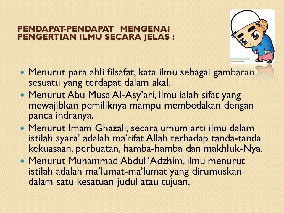 pendapat-pendapat mengenai pengertian Qur'an secara jelas : Menurut Manna' Al-Qathkan, Al-Qur'an adalah kitab yang diturunkan kepada Nabi Muhammad SAW dan orang yang membaca akan memperoleh pahala.