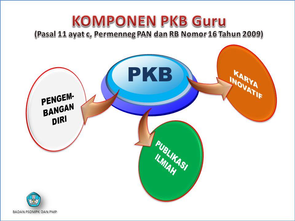 PKB BADAN PSDMPK DAN PMP