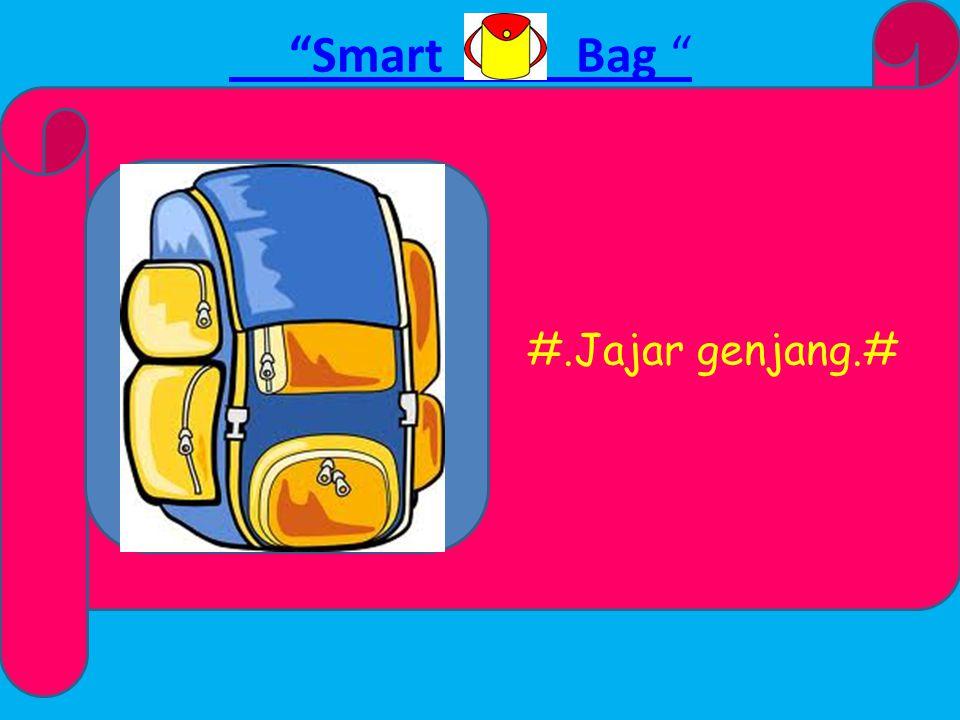 Smart Bag #.Jajar genjang.#