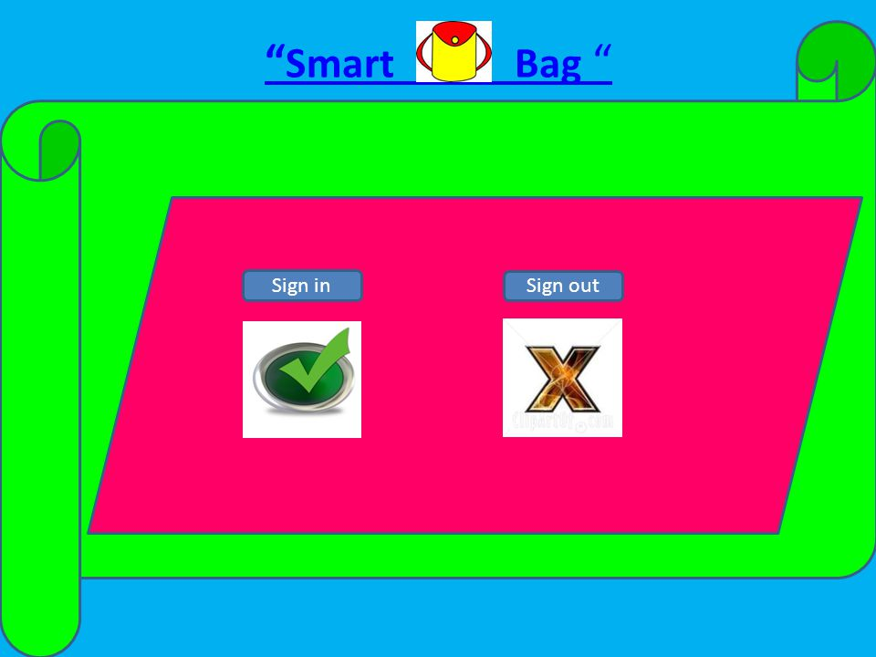 Smart Bag MATERI Pengertian