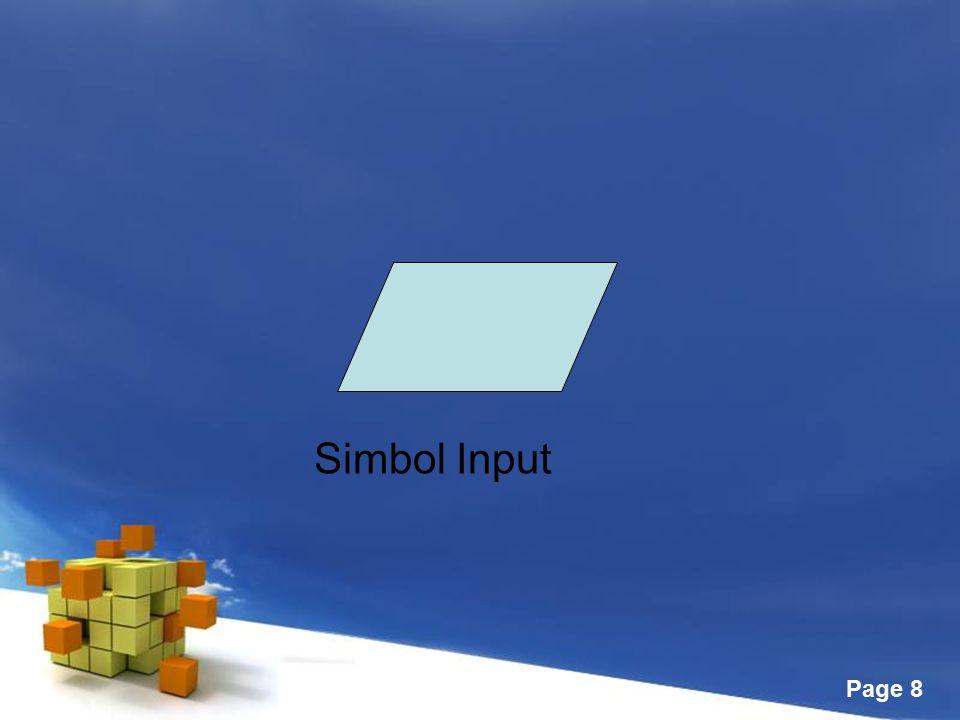Free Powerpoint Templates Page 8 Simbol Input