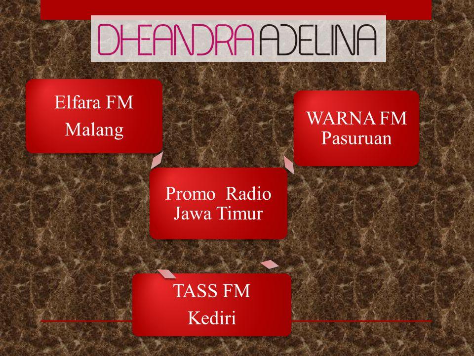 Promo Radio Jawa Timur WARNA FM Pasuruan TASS FM Kediri Elfara FM Malang