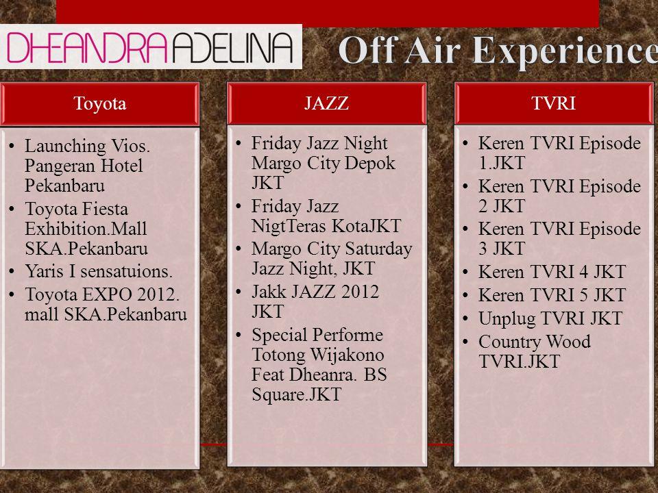 Toyota Launching Vios. Pangeran Hotel Pekanbaru Toyota Fiesta Exhibition.Mall SKA.Pekanbaru Yaris I sensatuions. Toyota EXPO 2012. mall SKA.Pekanbaru