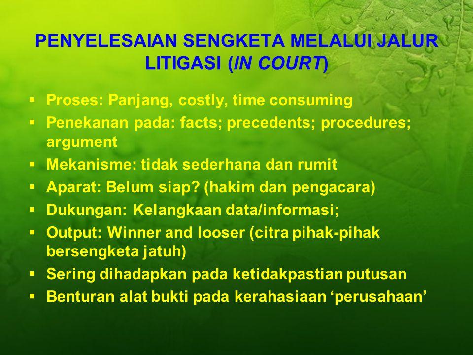 STRICT LIABILITY Menurut Pasal 35 UUPLH Pencemar Bertanggung Jawab Mutlak Apabila: 1. Usaha dan atau kegiatannya berdampak penting; 2. Menggunakan Bah