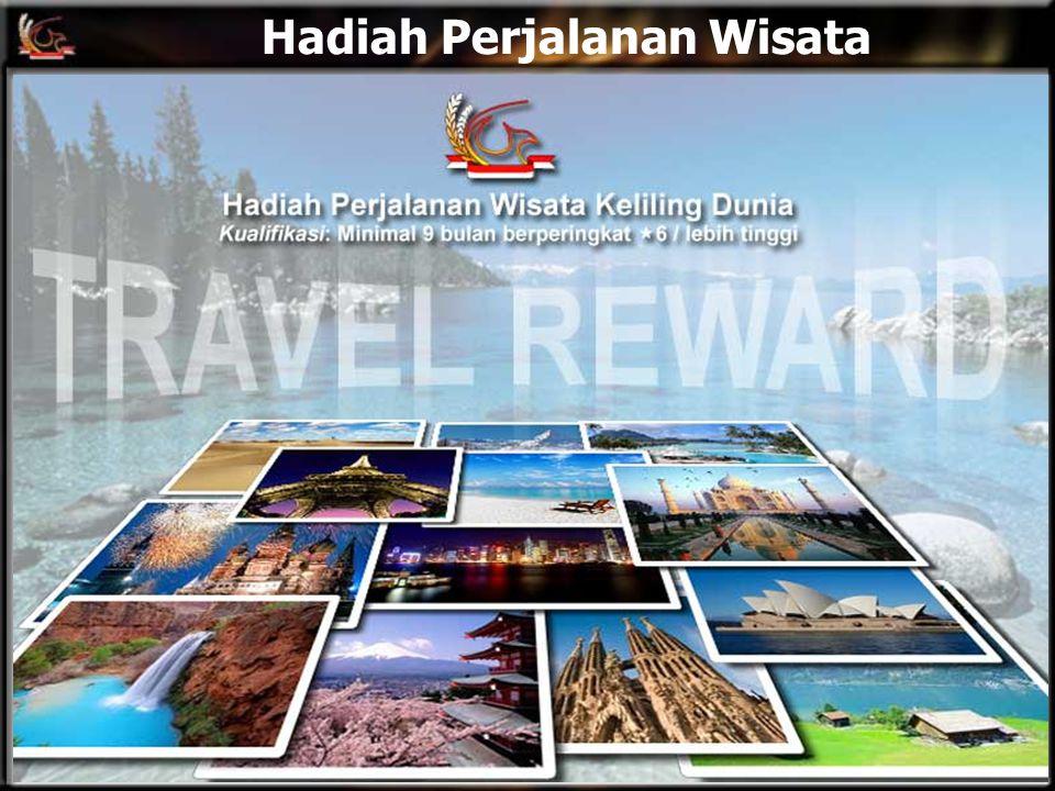 Hadiah Perjalanan Wisata