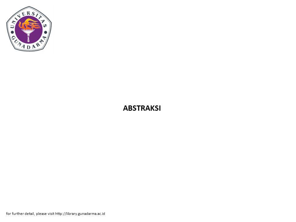 Abstrak ABSTRAKSI Adeng Pelu.20208029 ANALISIS SUMBER DAN PENGGUNAAN MODAL KERJA PADA PT.