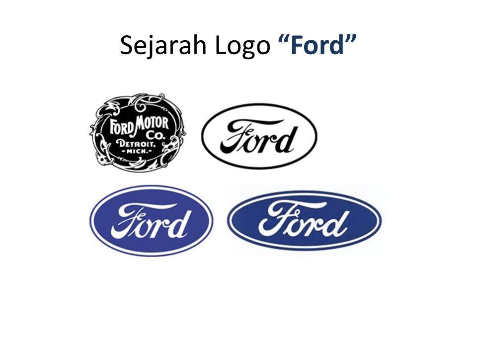 Sejarah Logo Ford