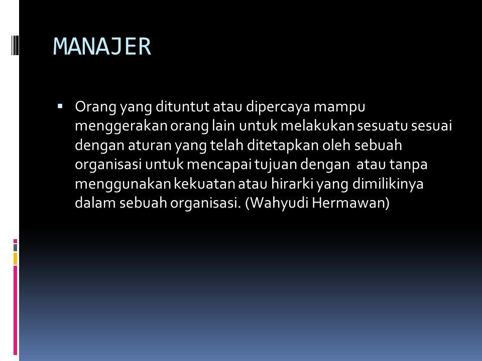 MANAJER