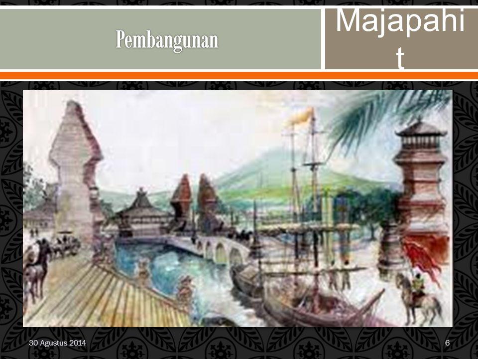5 Raden Wijaya merupakan menantu dari Raja Jayanegara.Raden Wijaya yang membangun Kerajaan Majapahit.Raja Pertama dari Majapahit.