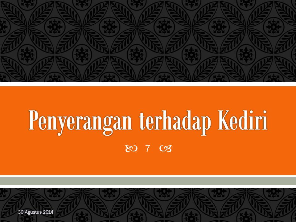 30 Agustus 20146 Majapahi t