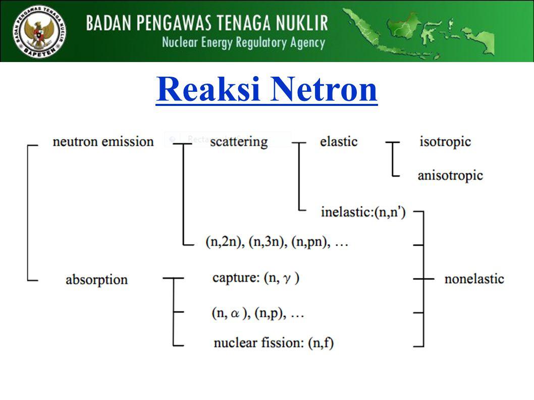 Reaksi Netron