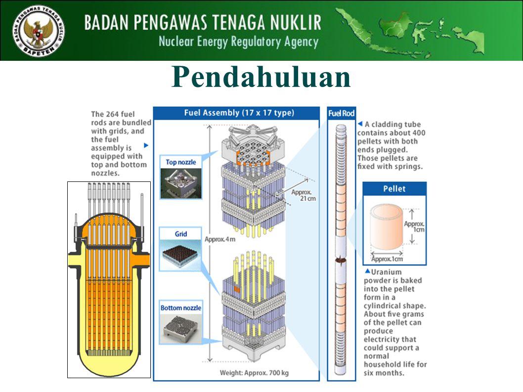 Perioda Reaktor Perioda reaktor adalah waktu yang diperlukan agar daya reaktor (fluks netron) berubah dengan kelipatan eksponensialnya, atau sebesar 2,718.