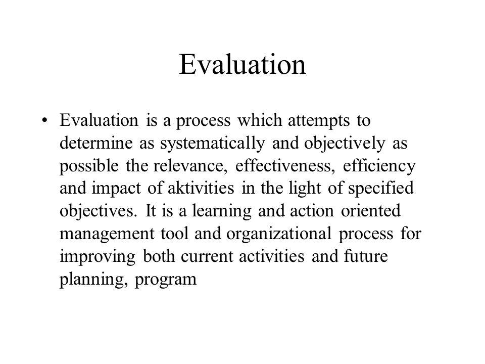 Monitoring dan Evaluasi: Evaluasi diri, yang dilaksanakan oleh unsur- unsur yang terlibat dalam perencanaan dan pelaksana kegiatan dalam program Monitoring dan evaluasi eksternal yang dikerjakan oleh tim yang independen Tim monev internal diharapkan menjadi tim penjamin mutu di institusinya Tim monev eksternal melakukan audit