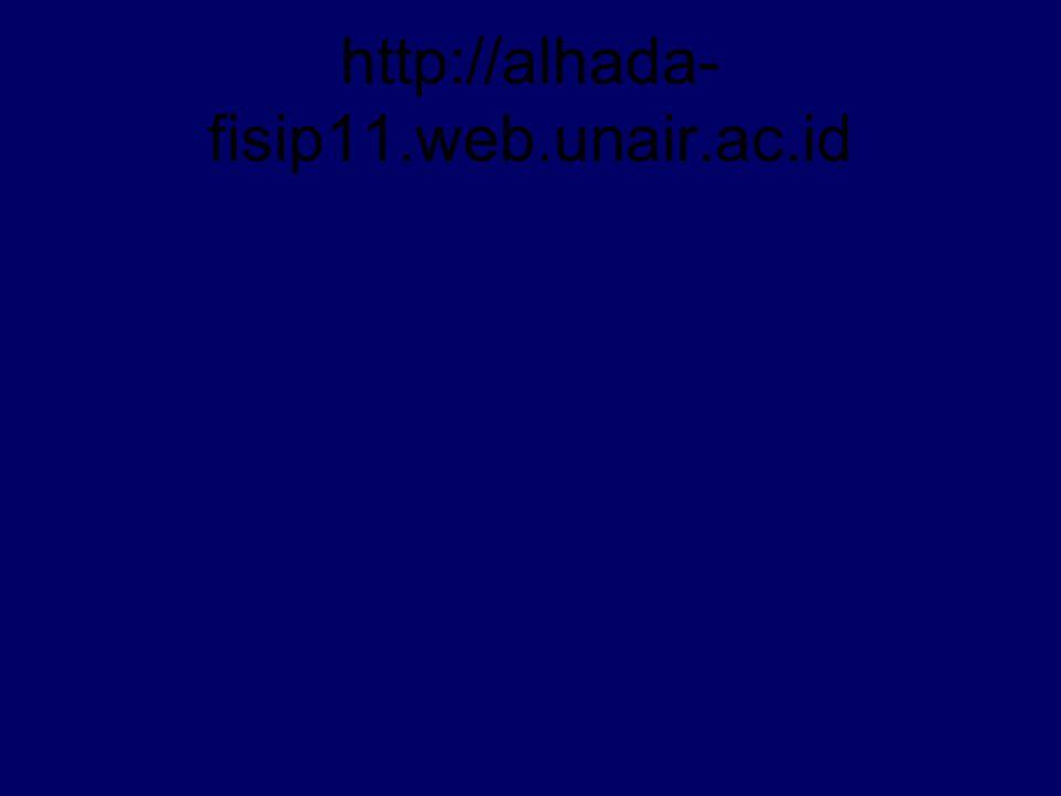 http://alhada- fisip11.web.unair.ac.id