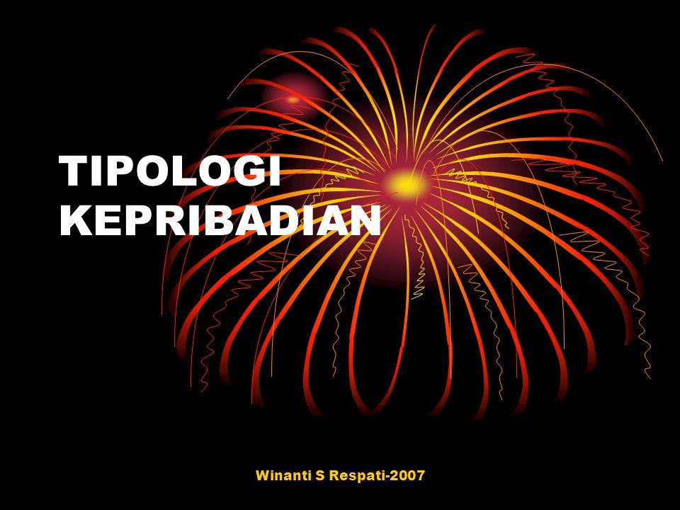 Winanti S Respati-2007 Tipe Atletis Ukuran tinggi & lebar badan dalam perbandingan seimbang (perpaduan piknis & leptosom) Sifat2 khas tipe Atletis : Tulang2, otot2 & kulit kuat.