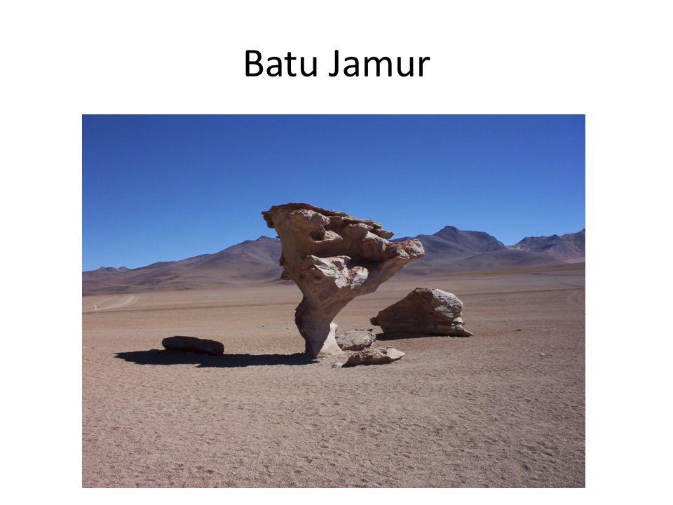 Batu Jamur